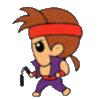FF1 Monk V-Jump