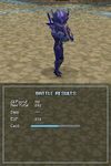 FFIVDS Dark Knight Cecil Victory Pose