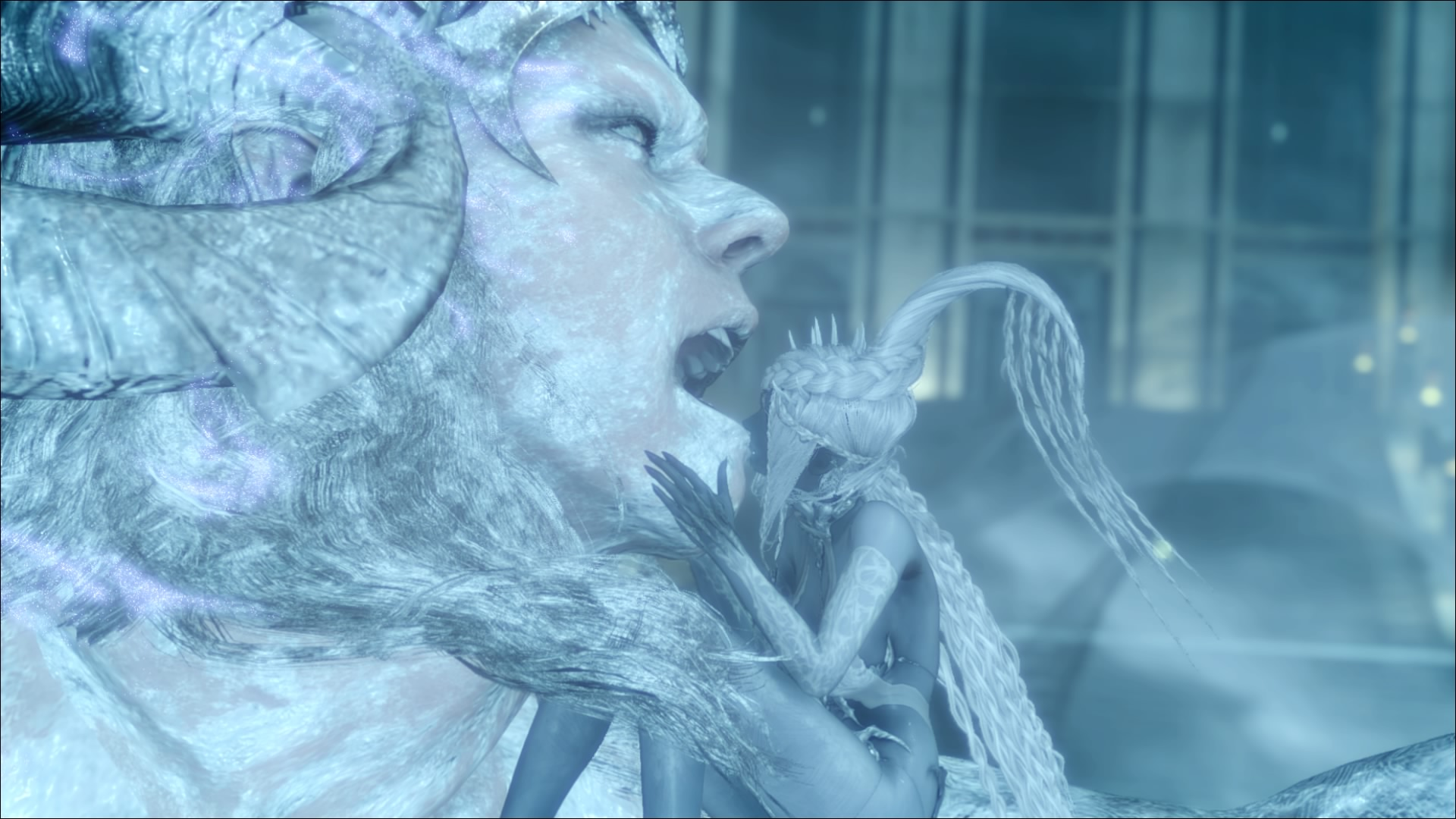 Image - FFXV Shiva and Ifrit.png | Final Fantasy Wiki ...