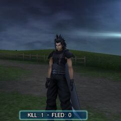 The Nibel Plains in <i>Crisis Core -Final Fantasy VII-</i>.