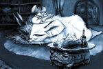 Queen Brahne Gluttony Artwork