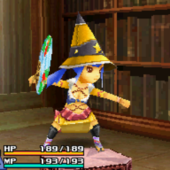 Yellow Cone Hat in <i><a href=