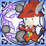 FFAB Dragon's Crest - Freya Legend SSR