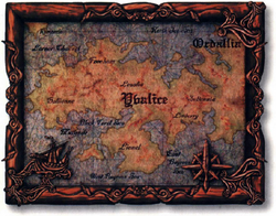 FFT Map Artwork