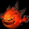 FFX bomb render