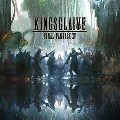 Concept art of the invasion for <i>Kingsglaive: Final Fantasy XV</i>.