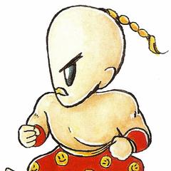 The original version of Yang's SD art.