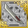 FFAB Fusion Sword 2nd SR+