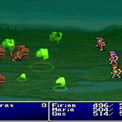 Poison1 cast on all enemies in <i><a href=