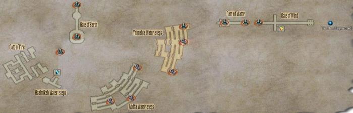 FF12 Map - Giruvegan