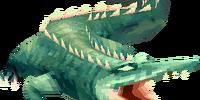 Gigas Gator (Final Fantasy IV)