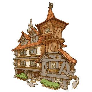 Spacious House.