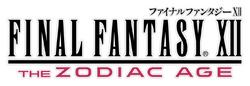 Final Fantasy XII The Zodiac Age.