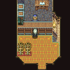 Tzen's weapon shop (GBA).