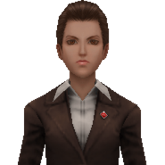 Shinra Employee (female) <i>Crisis Core -Final Fantasy VII-</i>.