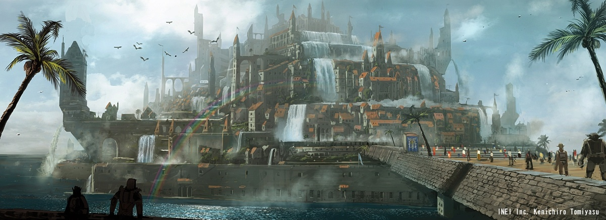 Sacred City of AdoulinFan Feed