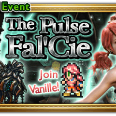 Global event banner for The Pulse Fal'Cie.