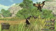 FinalFantasyVersusXIII combat 2