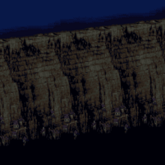 Field background (SNES).