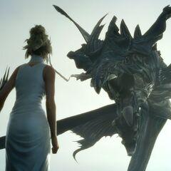 Leviathan and Luna.