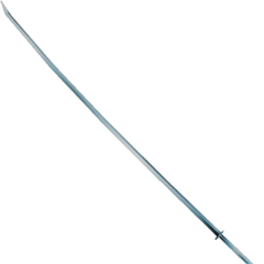 Crystal version of Sephiroth's Masamune used by <a href=