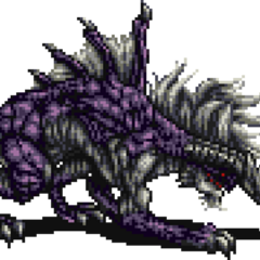 King Behemoth from <i>Final Fantasy XII</i>.