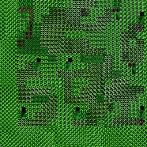 File:FF II NES - Tropical Island Fourth Floor.jpg