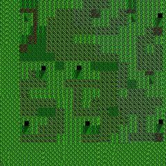 Tropical Island's Fourth Floor (NES).