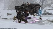 Lightning Strikes Clockwork Dreadnought FFXIV