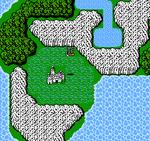 FF NES Citadel of Trials WM