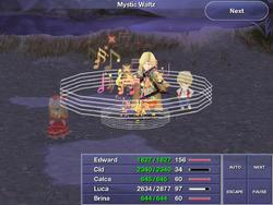 FF4TAY iOS Band Mystic Waltz