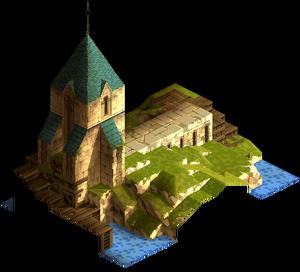 Orbonne Monastery 3