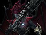 DC CG Model Chaos 5