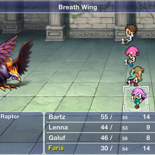 Breath Wing (iOS).