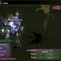 Mega Potion.
