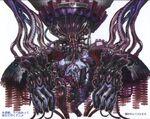 Fal'cie Nemesis FFXIII Concept Art