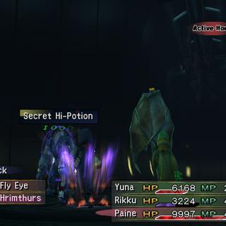 Secret Hi-Potion.