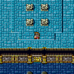 Chaos Shrine of the Past (GBA).