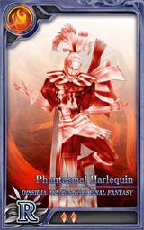 D012 Phantasmal Harlequin R F Artniks