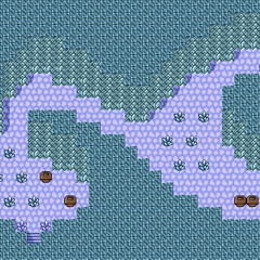 The second floor of Wintry Cave.