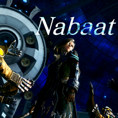 Nabaat introduction screen.