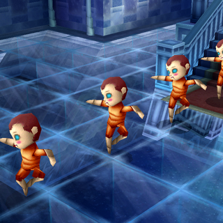 The manipulated dolls dancing (DS/iOS).