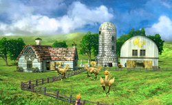 FFVII-Chocobos-at-the-Farm