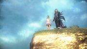 FFXIII-2 Yeul & Caius in New Bodhum
