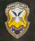 LRFFXIII Replica Pilot's Badge
