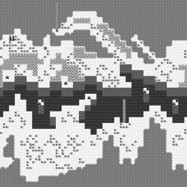 Pureland Underworld Map