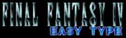 FF4ET in-game logo