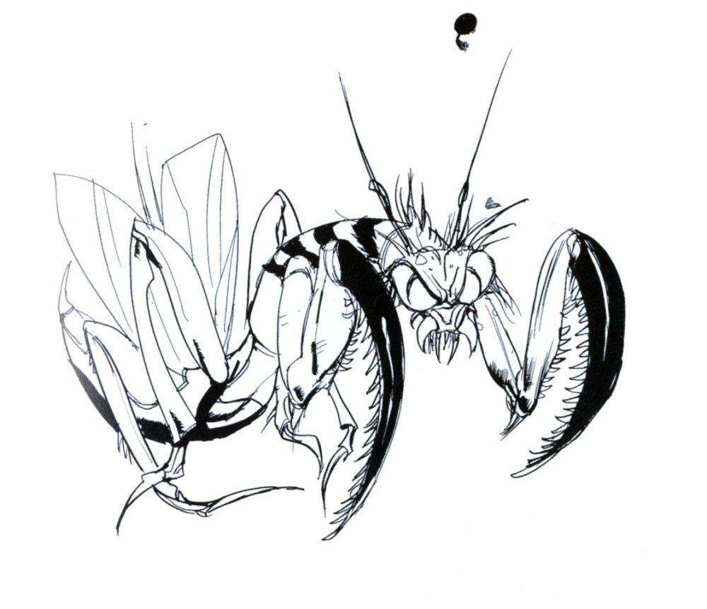 killer mantis final fantasy ii final fantasy wiki fandom