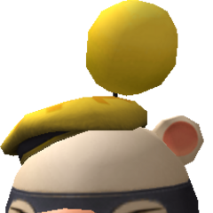 Model of the moogle of Class Eighth.