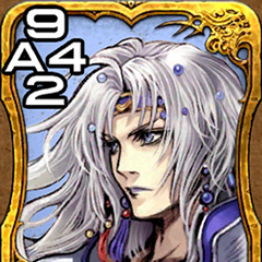 Cecil from <i>Dissidia Final Fantasy</i>.